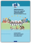 Cover: eGovernment in local and regional administrations