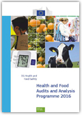 Health and Food Audits and Analysis programme 2016