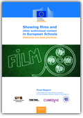 Showing films and other audiovisual content in European schools