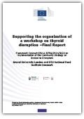 thyroid disruption final report