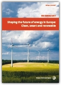 Shaping the future of energy in Europe coverpage