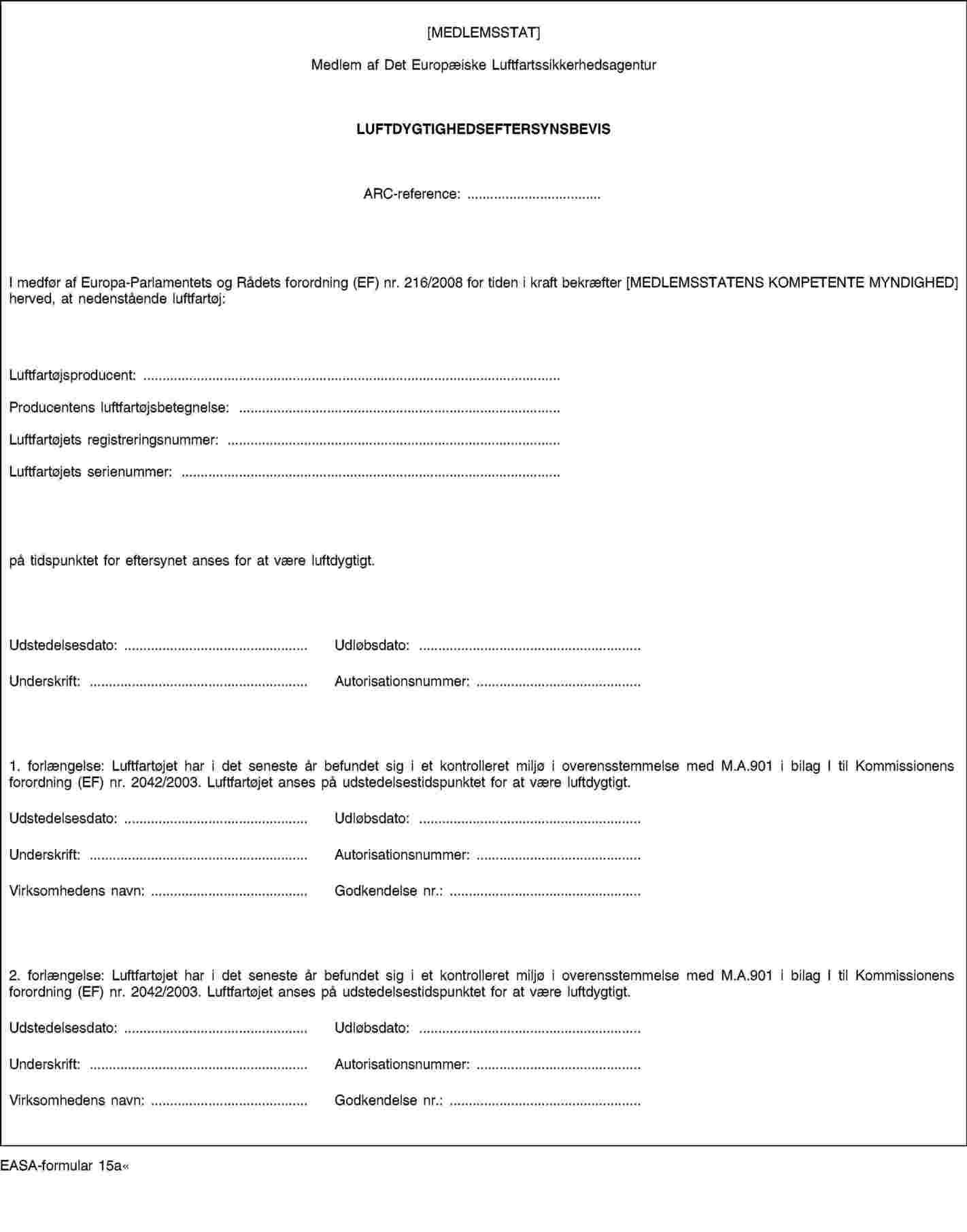 formulaire 2042 nr