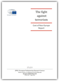 Coverpage of The cost of non-Europe in the fight against terrorism