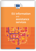 Servicios de información y de asistencia de la Unión Europea