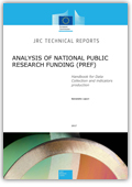Analysis of National Public Research Funding (PREF)