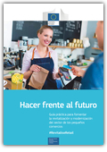 Hacer frente al futuro. Guía práctica para fomentar la revitalización y modernización del sector de los pequeños comercios