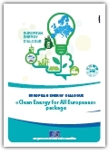 European energy dialogue coverpage