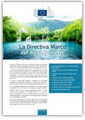 La directiva marco del agua de la UE